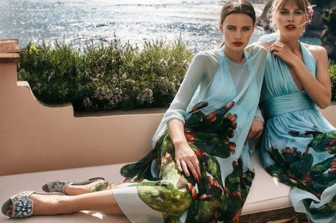 mytheresa.com x Dolce & Gabbanan Summer 2017 Capsule Collection