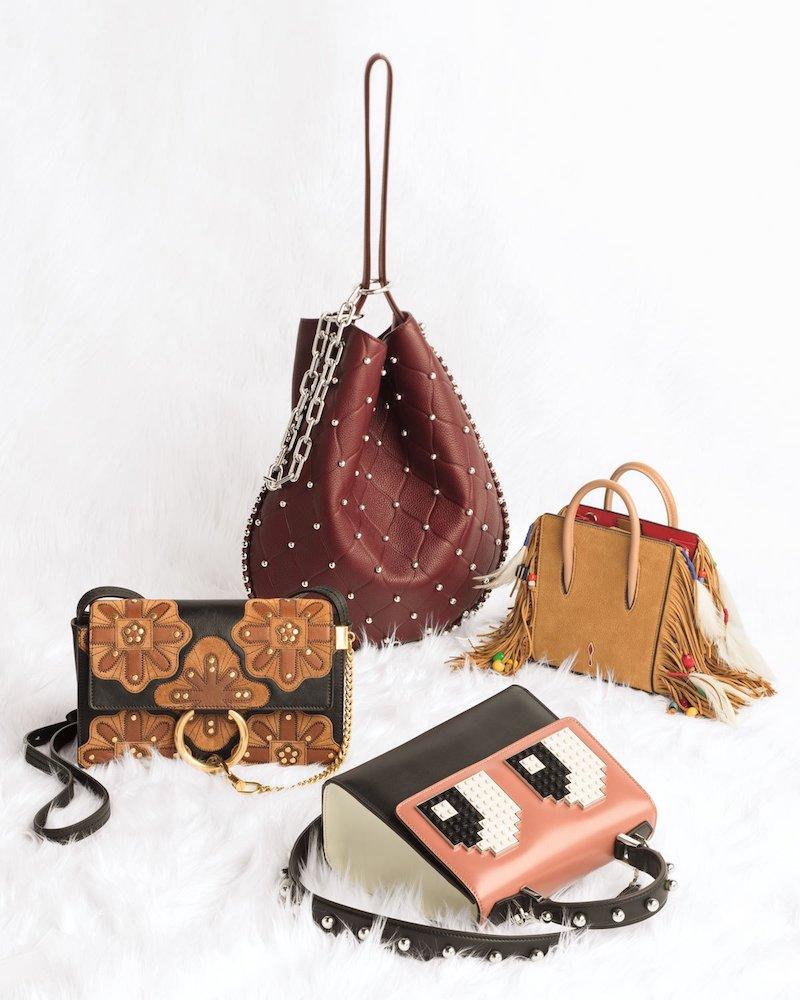 Alexander Wang Roxy Refined Pebbled Hobo Bag