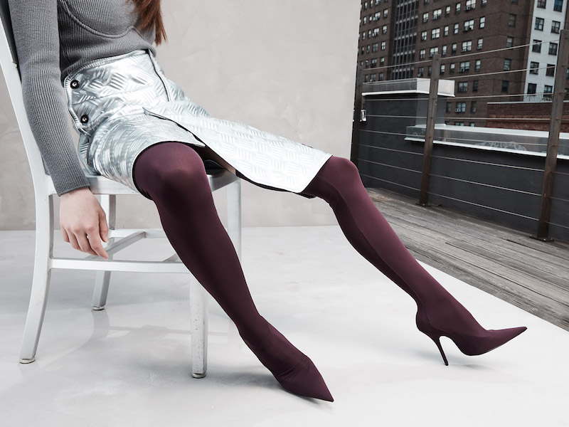 Balenciaga Sock Thigh High Boots