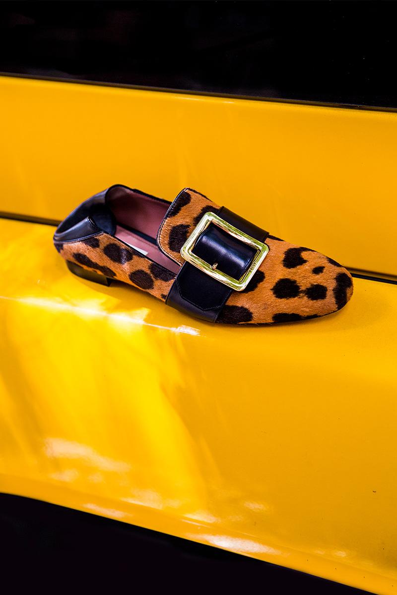 Bally 10mm Belle Du Jour Janelle Loafers