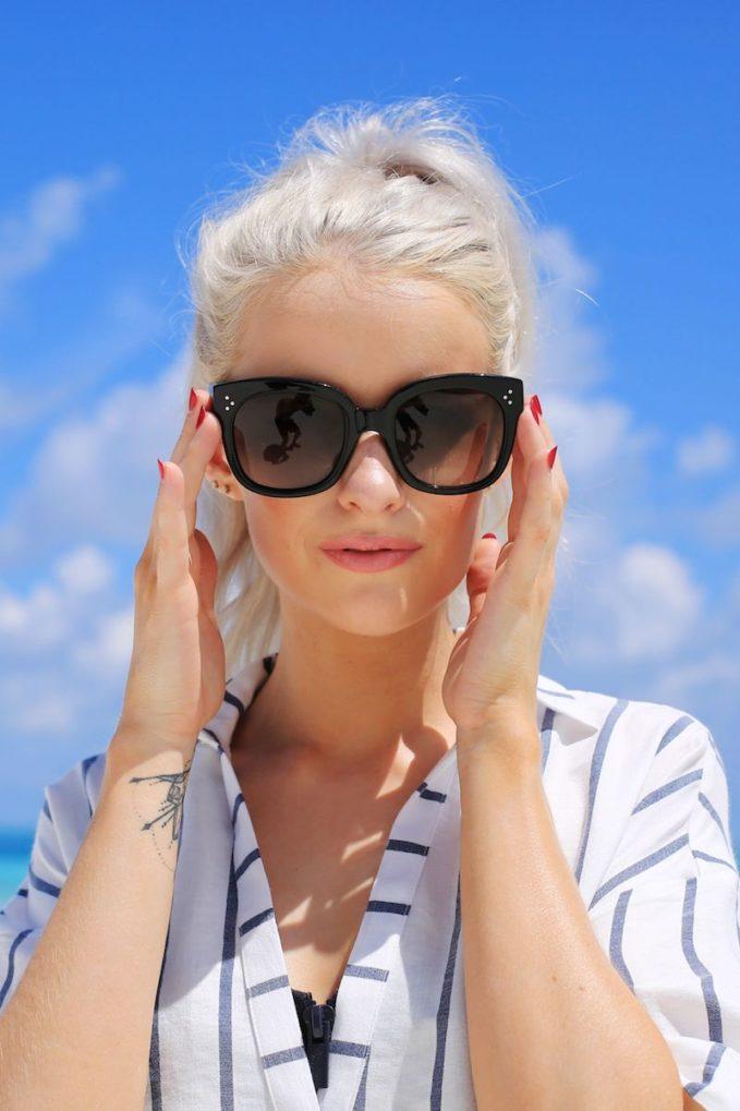 Céline 41805/S 52mm New Audrey Gradient Sunglasses