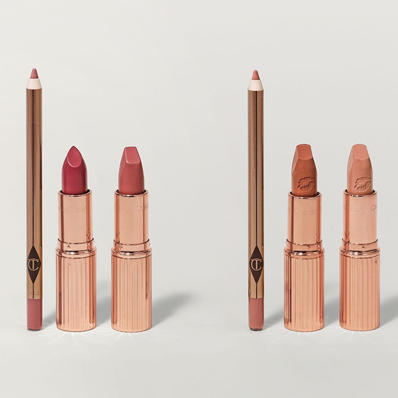 Charlotte Tilbury Hot Lips Lipstick Set