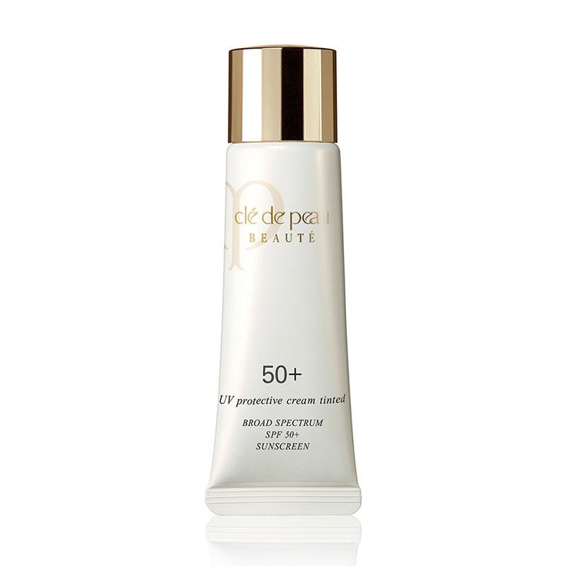 Clé de Peau Beauté Protective Cream Tint SPF50