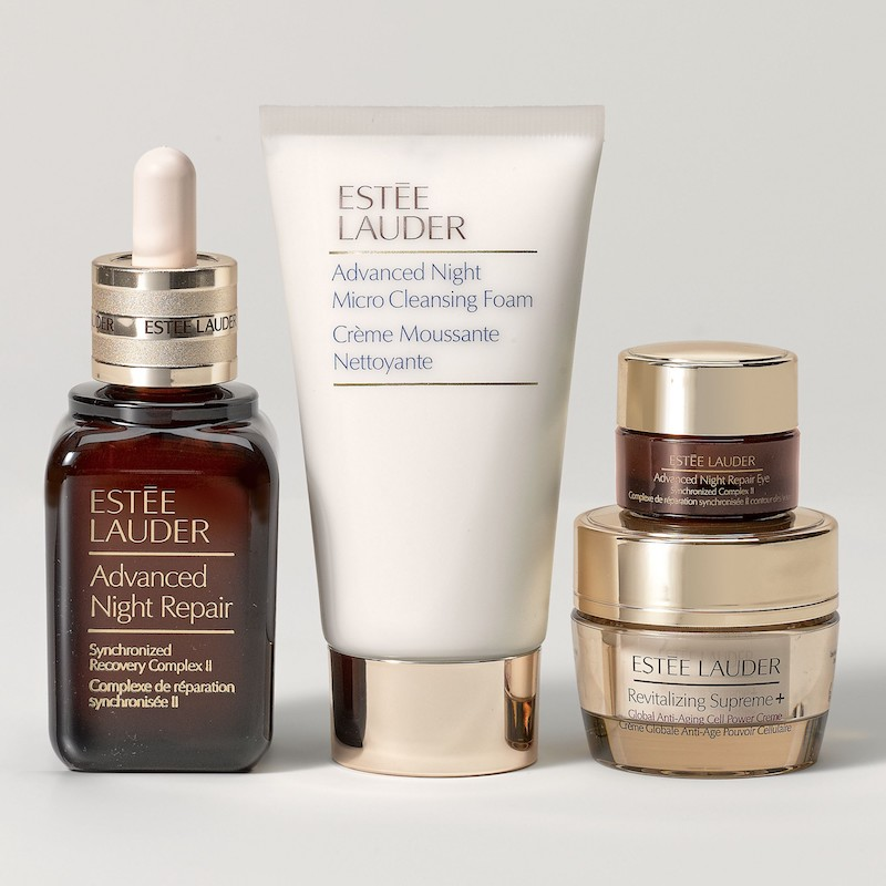 Estée Lauder Repair + Renew for Firmer, Radiant Skin Collection