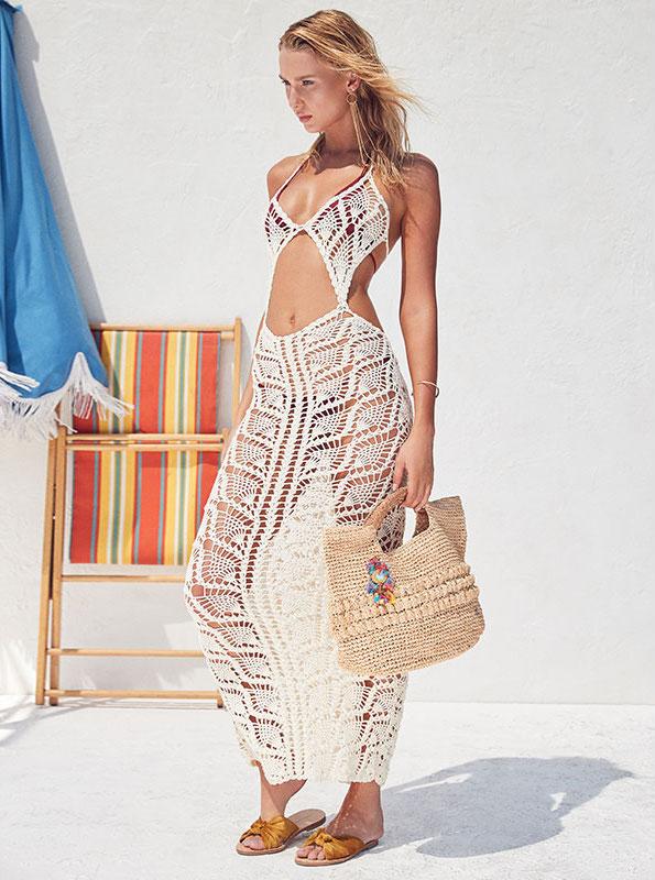 Frankies Bikinis Jasmine Dress