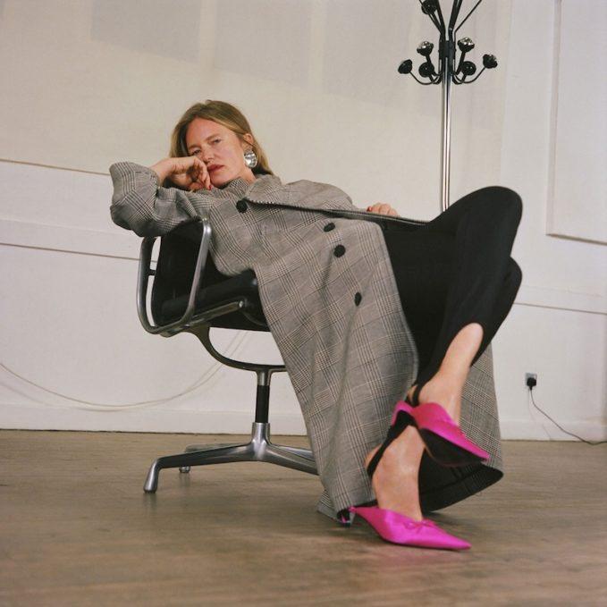 Helmut Lang Mid-Rise Slim-Leg Stirrup-Hem Trousers