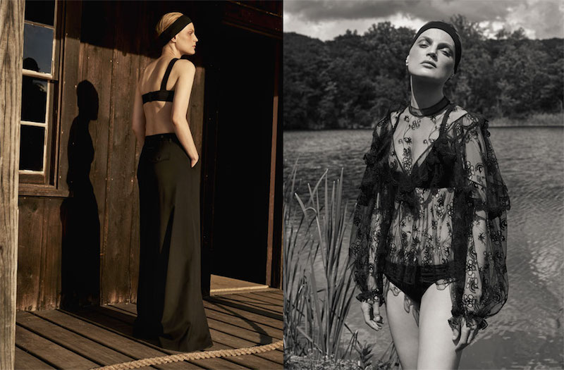 Hidden Depths: Guinevere Van Seenus for The EDIT