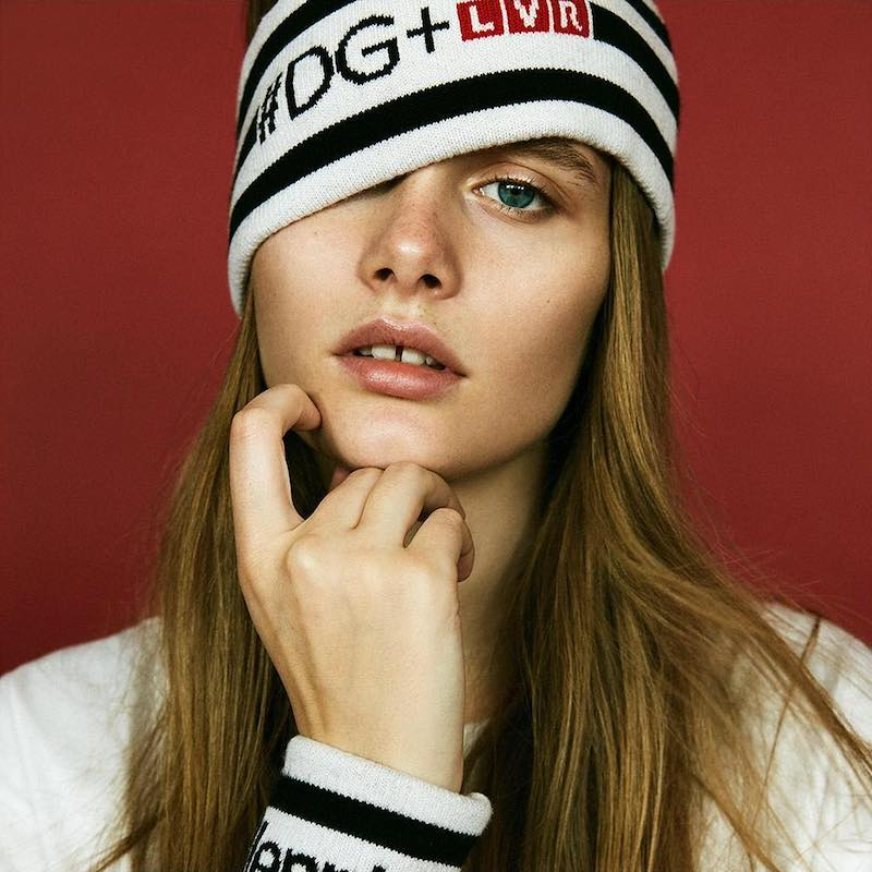 LVR Editions x Dolce&Gabbana Headband