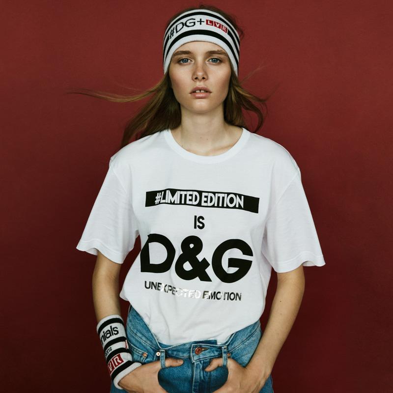 LVR Editions x Dolce&Gabbana T-Shirt