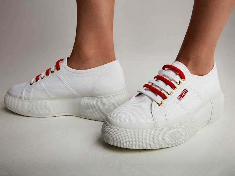 LVR Editions x Superga Sneakers