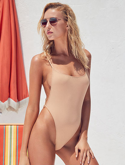 MINIMALE ANIMALE Oasis One Piece Swimsuit