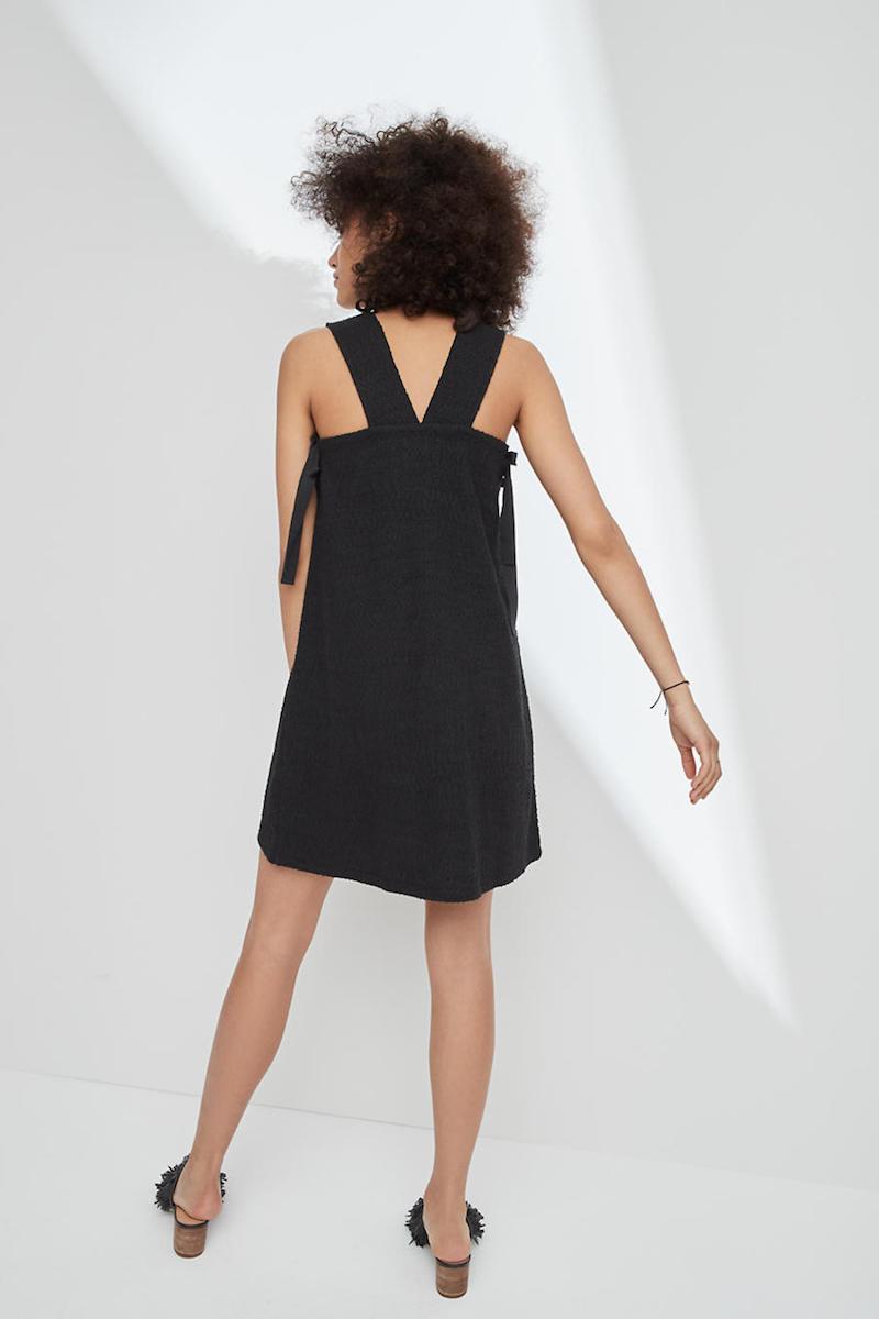 Madewell Starlight Side-Tie Dress