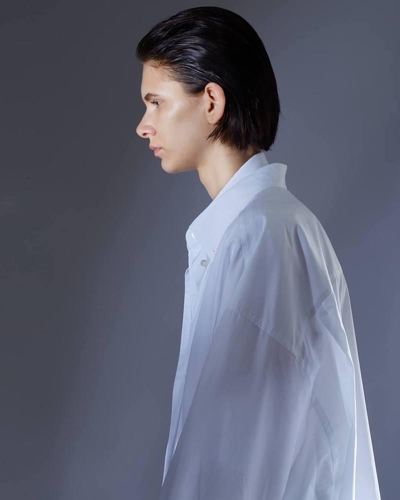 Maison Margiela Oversized Poplin Shirt