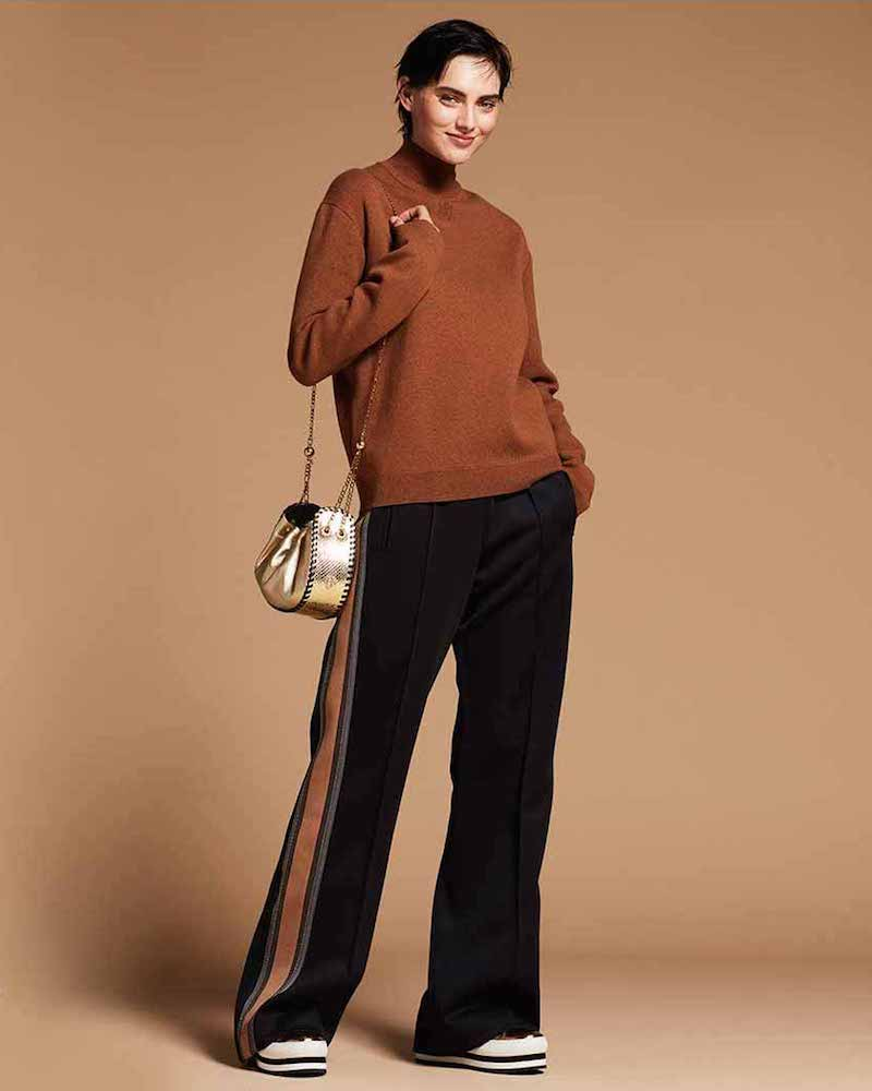 Marc Jacobs Knit Mock-Neck Sweater
