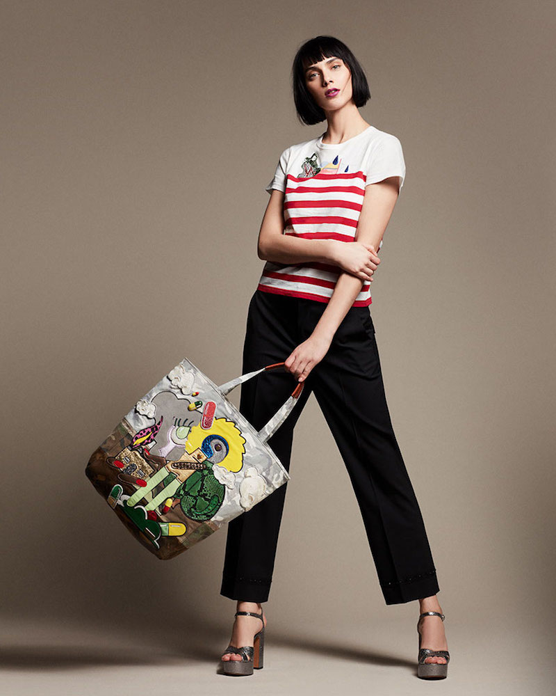 Marc Jacobs Sequin-Embellished Classic Tee