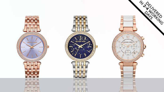 Michael Kors Watches at BrandAlley