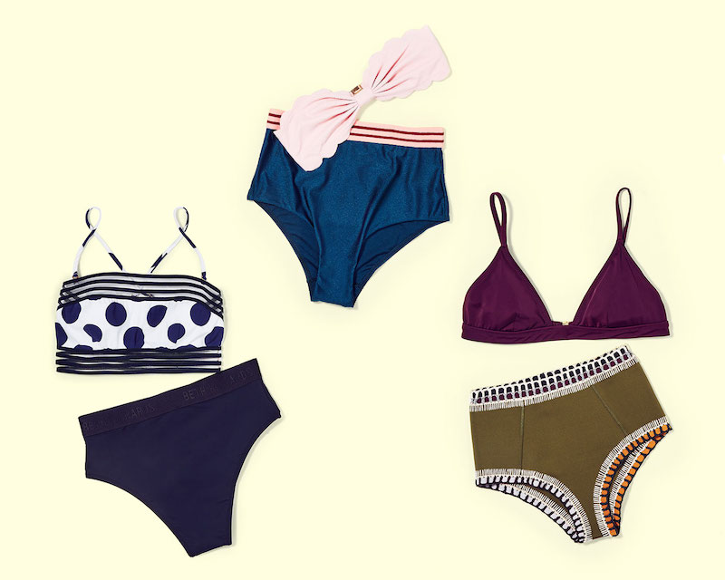 Mix-and-Match Swim