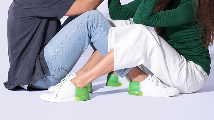 Pantone Sneakers at BrandAlley