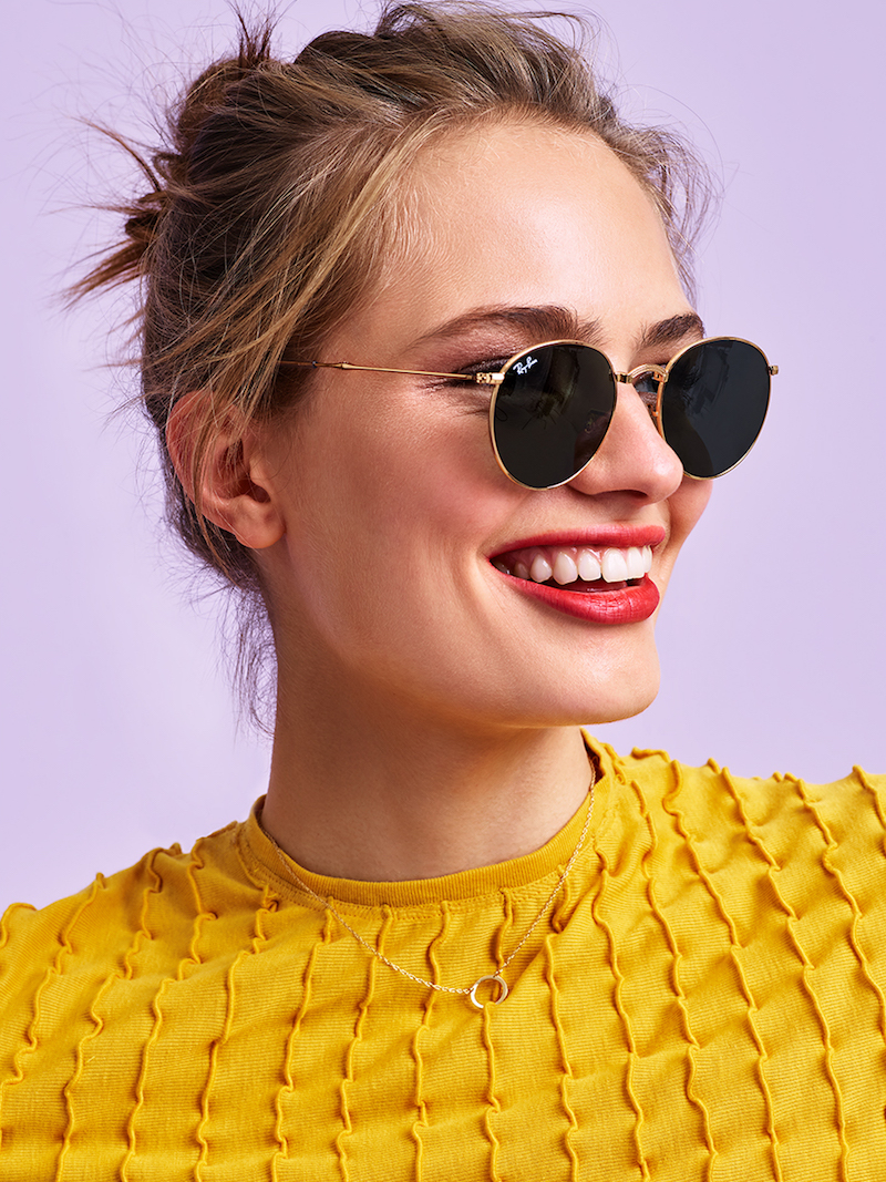 Ray-Ban Icons Round Sunglasses