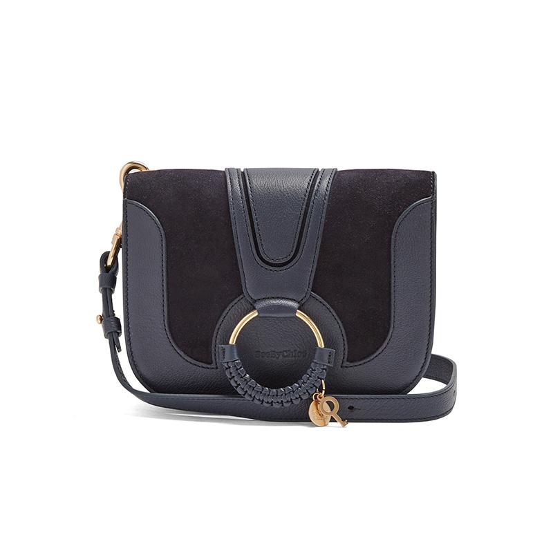 See by Chloé Hana Small Leather Cross-Body Bag