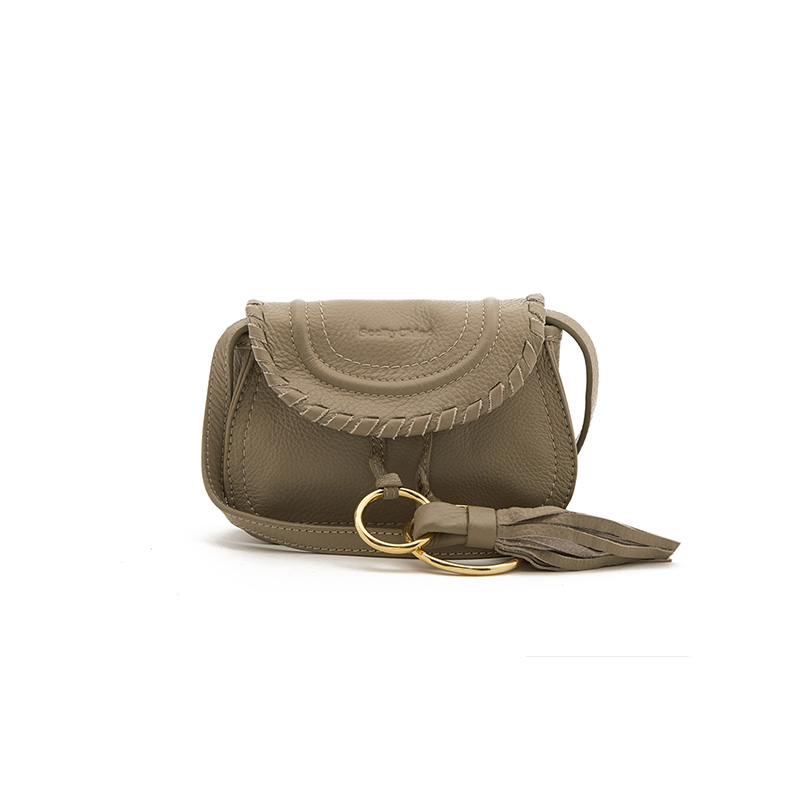 See by Chloé Polly Mini Leather Cross-Body Bag
