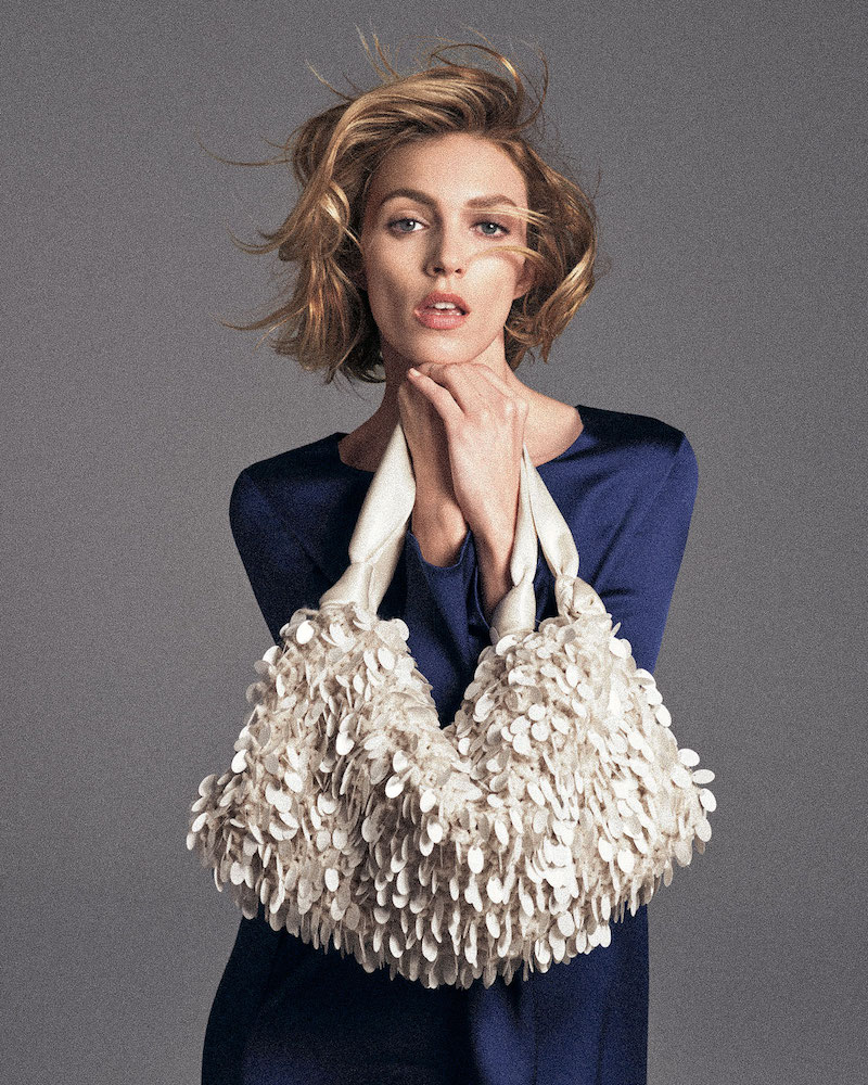 THE ROW The Ascot Medium Sequined Hobo Bag