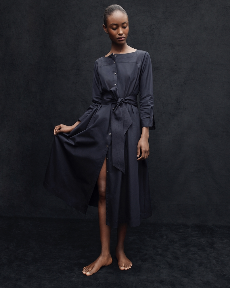 Thomas Mason for J.Crew Shirtdress