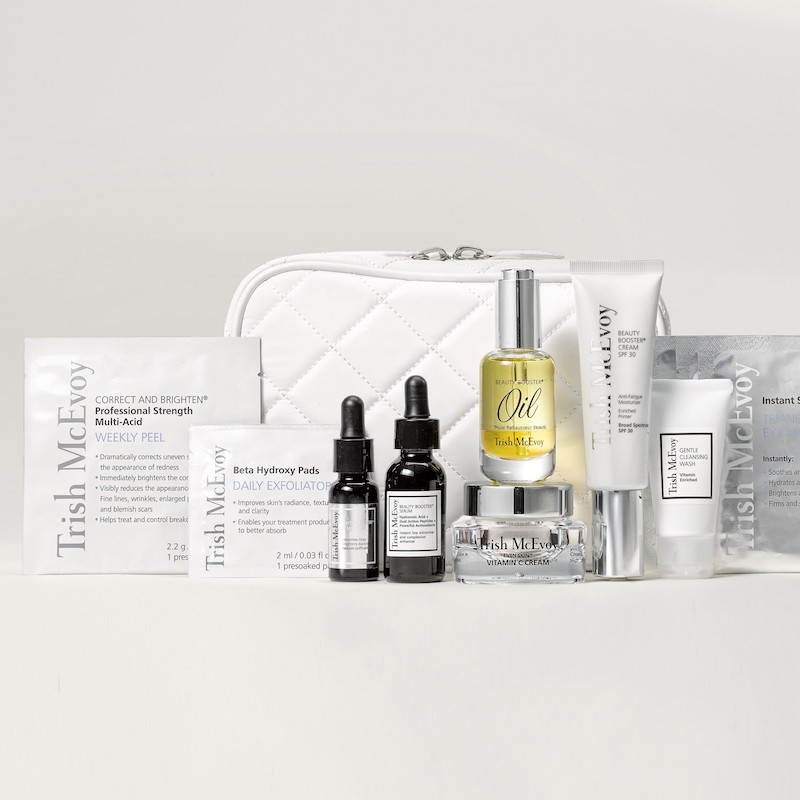 Trish McEvoy The Power of Skincare Confident Collection