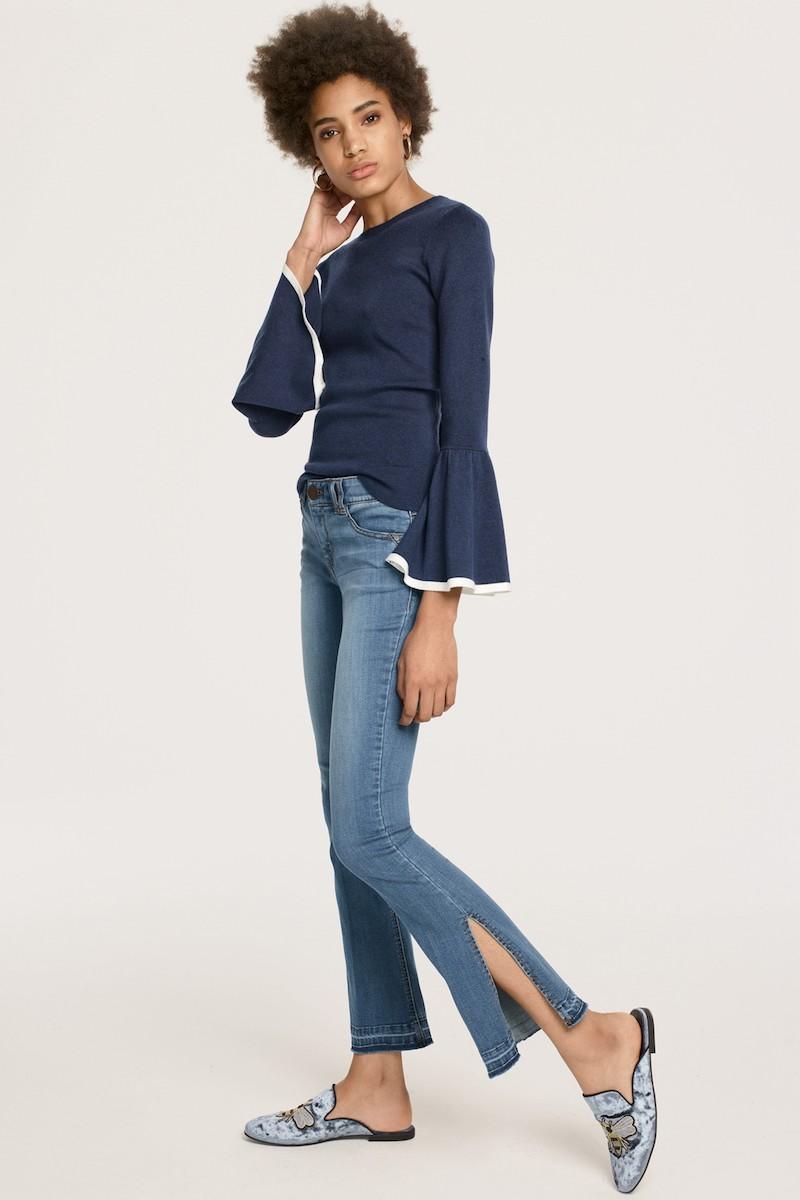 Wit & Wisdom Ab-solution Split Release Hem Jeans