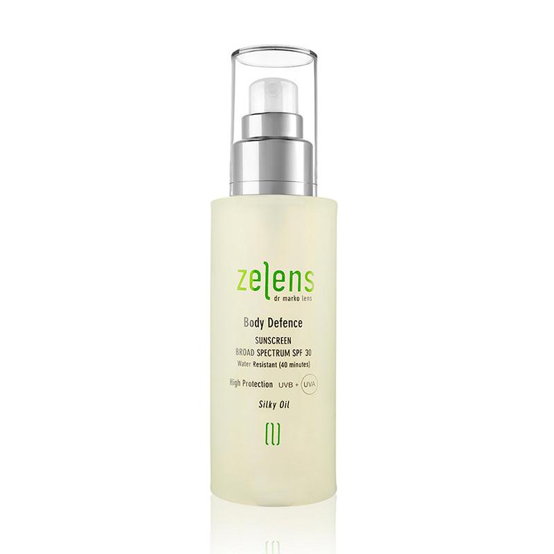 Zelens Body Defence Sunscreen SPF30