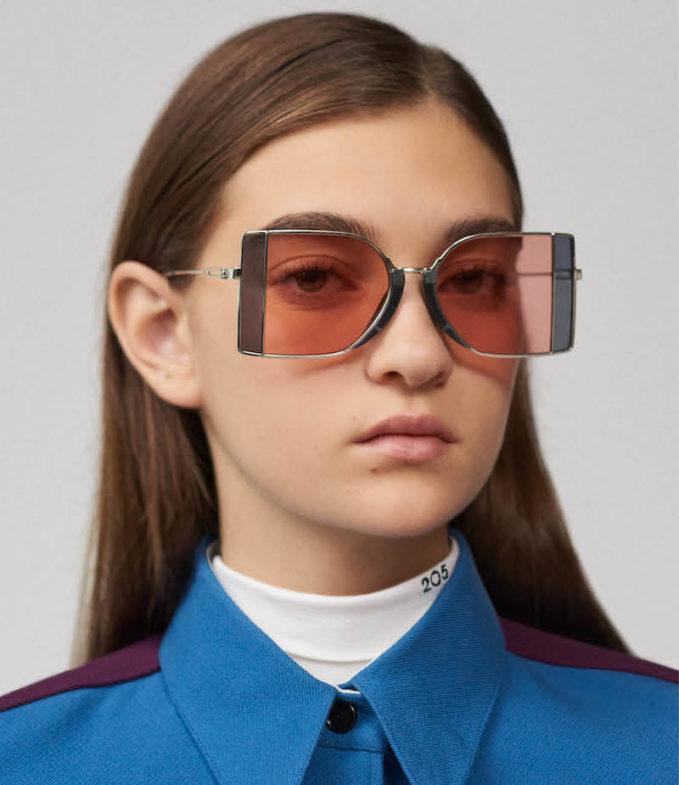 CALVIN KLEIN 205W39NYC CK8057S Sunglasses