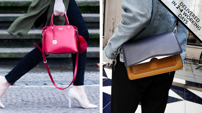 DKNY Bags at BrandAlley