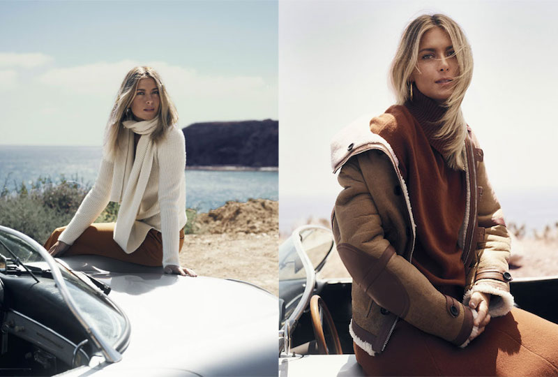 Driven: Maria Sharapova for The EDIT