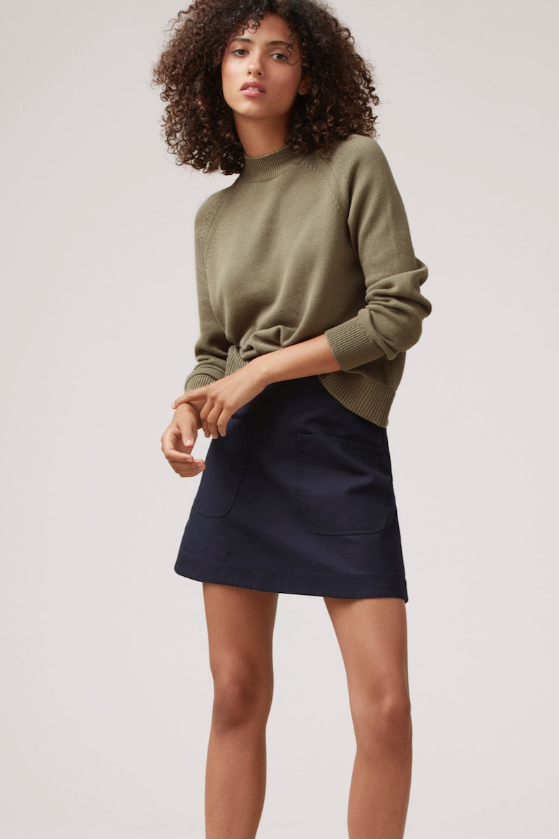 Everlane Pre-Fall 2017 Cotton Sweaters Collection – NAWO