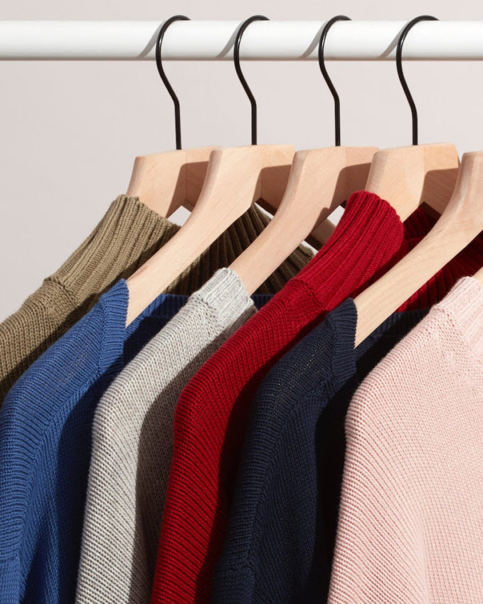 Everlane Cotton Sweaters
