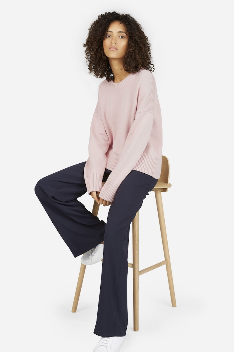 Everlane Soft Cotton Square Crew