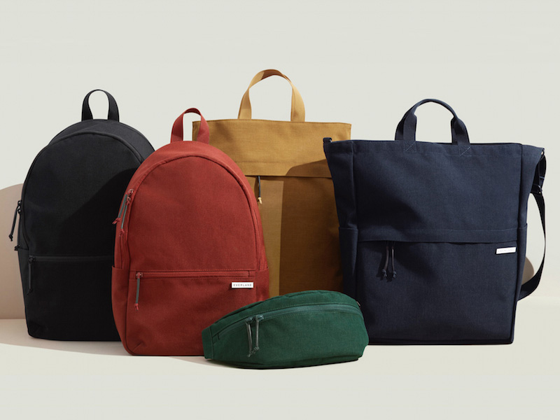 Everlane Street Nylon Bags