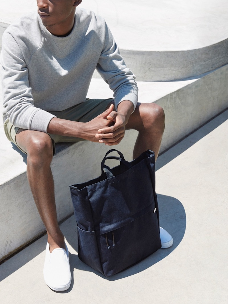 Everlane Street Nylon Travel Tote