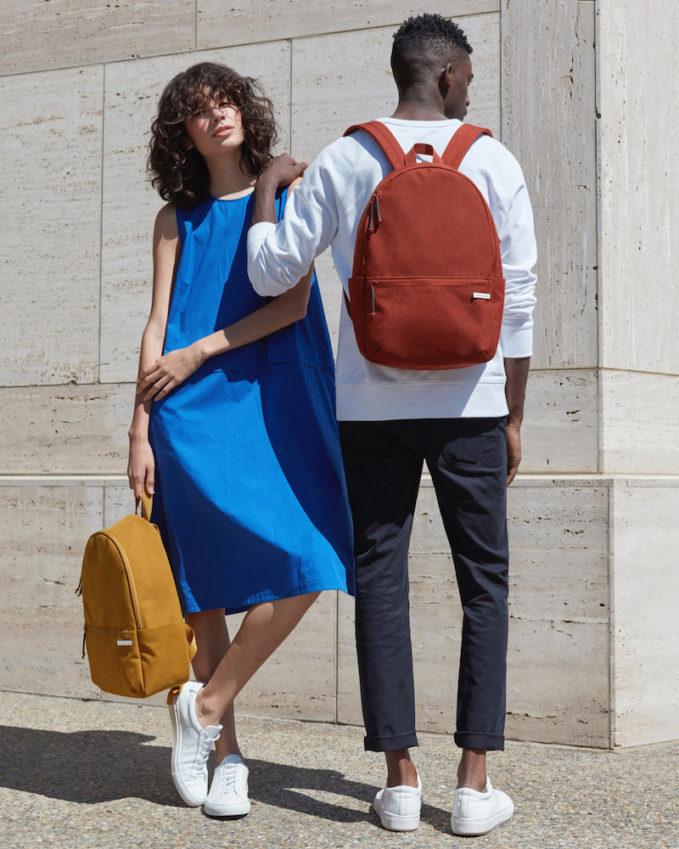 Everlane Street Nylon Zip Backpack