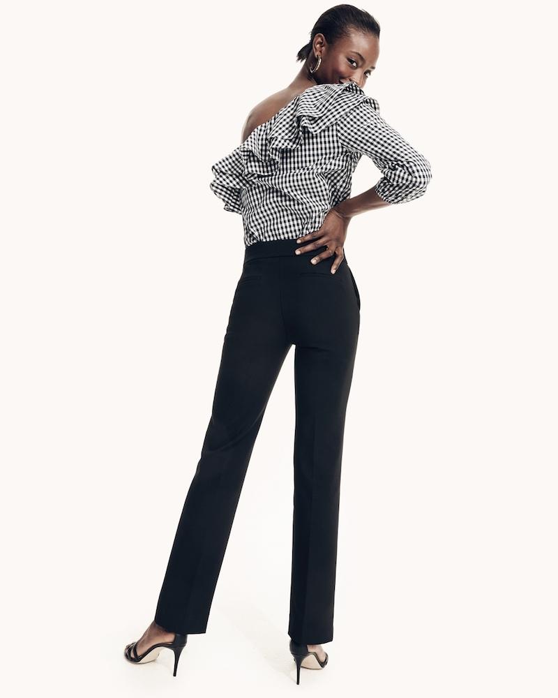 J.Crew Edie Full-Length Trouser