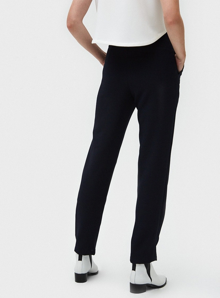 Kaarem Sam High-Waisted Pocket Pant