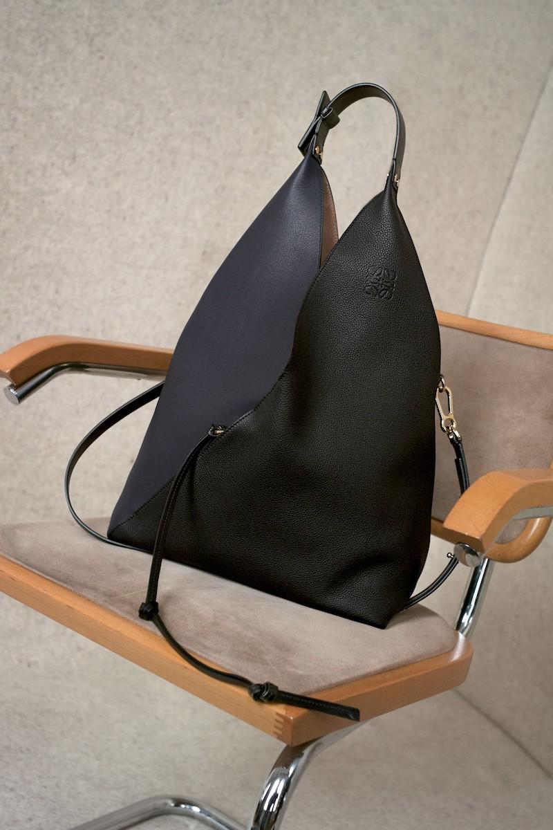 Loewe Calfskin Leather Sling Bag