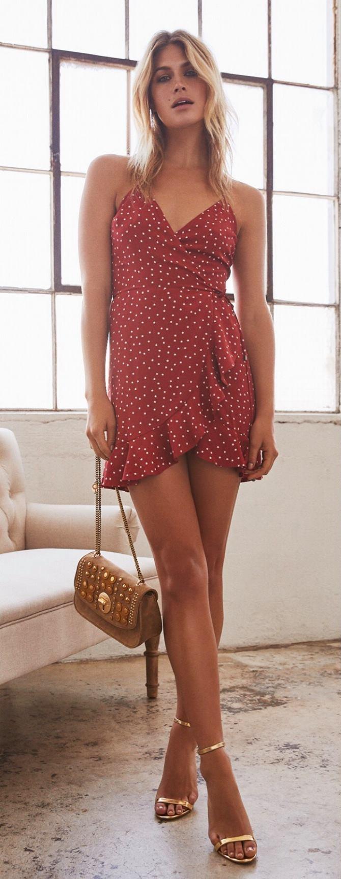Lovers + Friends x REVOLVE Gigi Wrap Dress