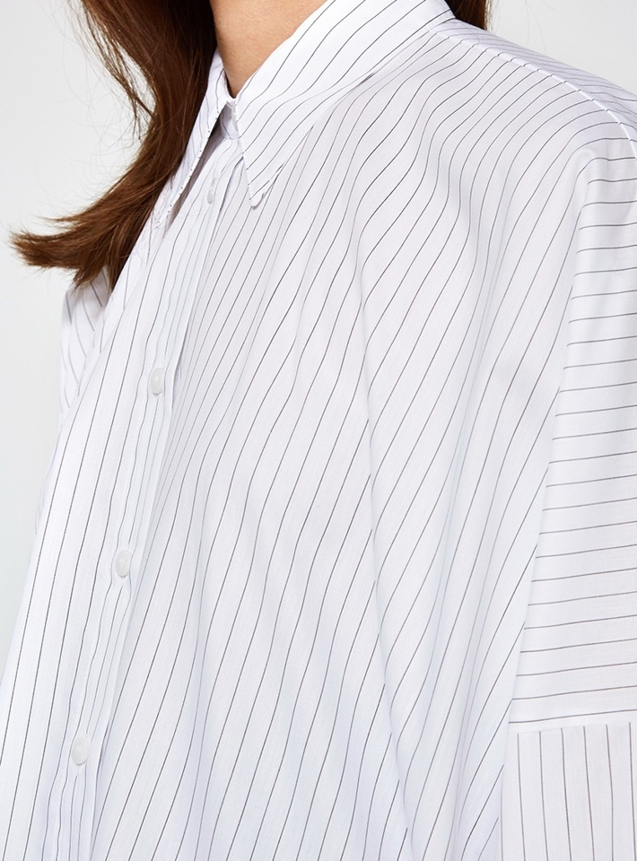 MM6 Maison Margiela Poplin Fancy Shirting