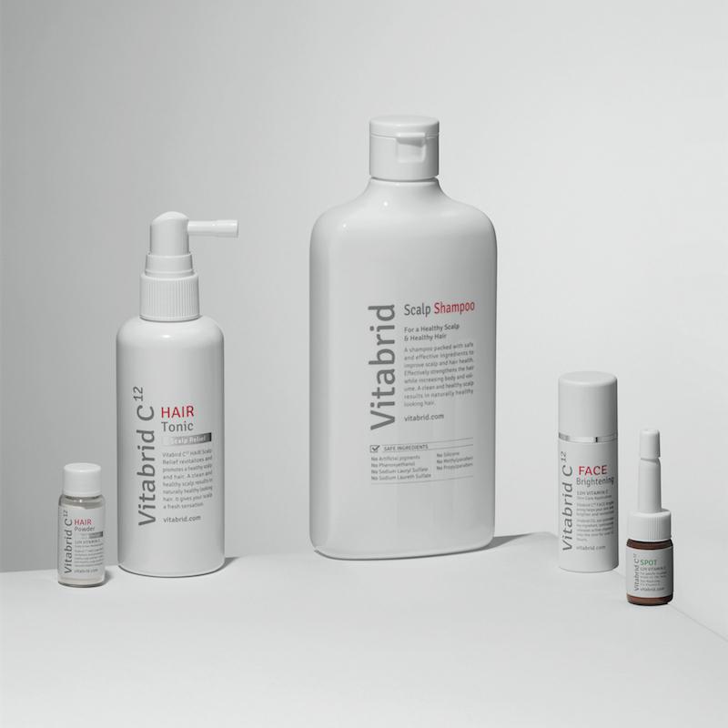 New Korean Skincare Product from Vitabrid C¹² Vitabrid C12