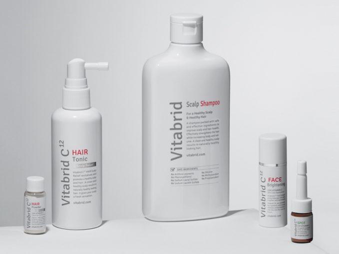 New Korean Skincare Product from Vitabrid C12