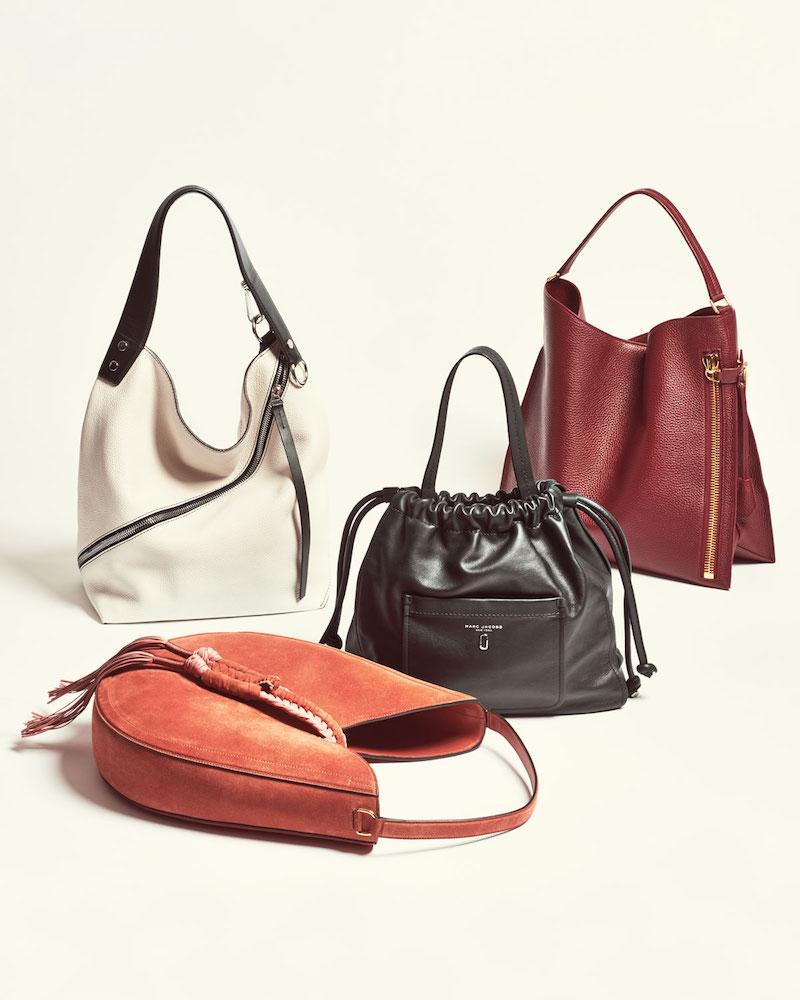 Proenza Schouler Medium Grain Leather Hobo Bag