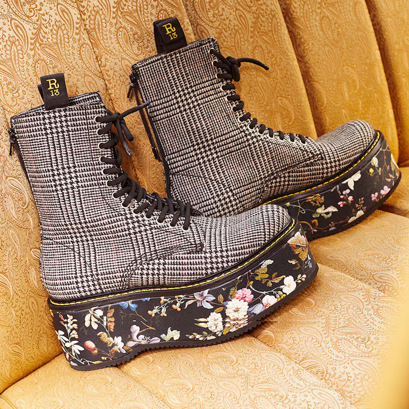 R13 Prince of Wales Double Stack Boots