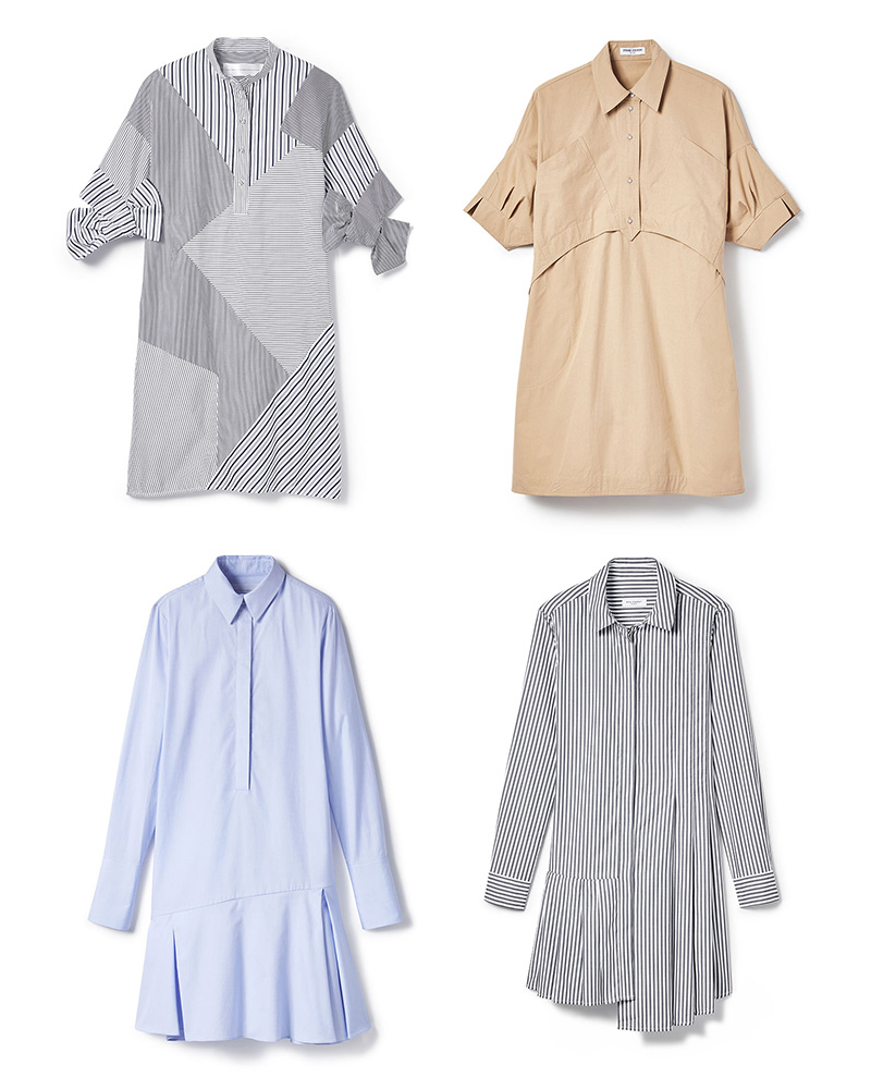 Simple Shirtdress