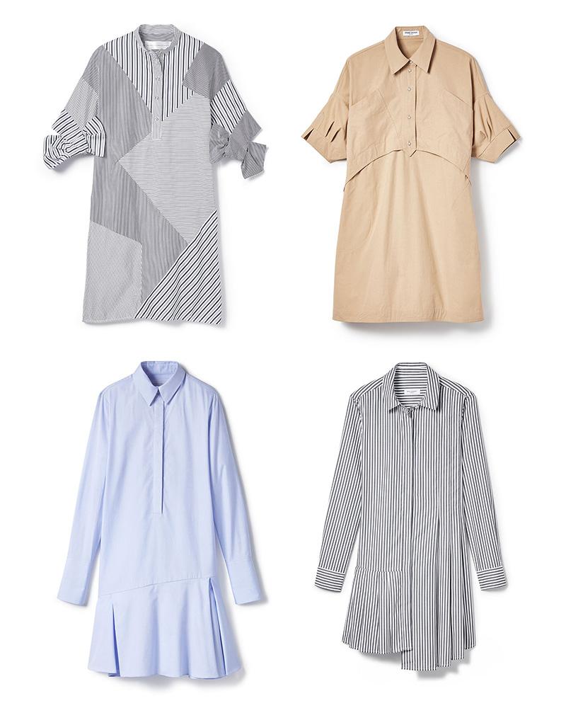 Simple Shirtdress